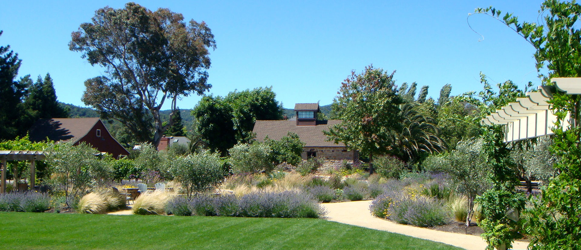 Stone Barn Farm, Sonoma, California